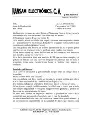 Presupuesto No. 11003 Sistema Control de Acceso.doc
