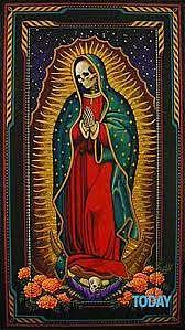 Vida e Morte de Lazarus Morales La_Santa_Muerte