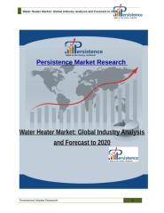 water heater Market.pdf