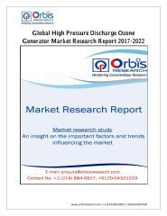 Global High Pressure Discharge Ozone Generator.pdf