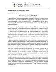 PROYECTO DE LA ESCUELA 2016 para jhon.docx