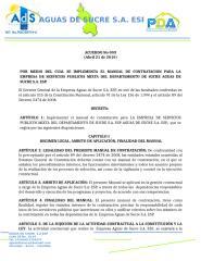 Manual de Contratacion Aguas de Sucre.doc
