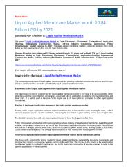 Liquid Applied Membrane Market.pdf