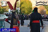 عکس های تعزیه در دانشگاه شیراز
