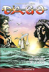 Dago Tomo 47 - LOS SENORES DE LA NOCHE.cbr