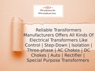 Transformer-Manufacturers.pptx