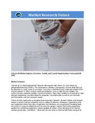 Silicon Oil Market Industry.pdf