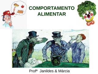 ''aula'' comportamento alimentar (janildes).ppt