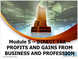 Module 5 Taxation.pdf