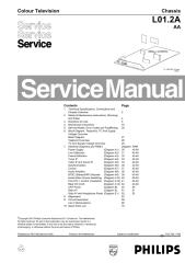 Manual Service Philips 21PT2001.59B chassis L01.2A.pdf