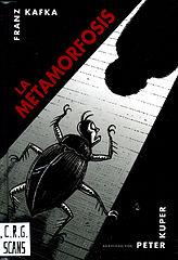 la metamorfosis - por peter kuper.cbr