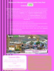 Restaurant Management System makes Easy food Ordering.pdf