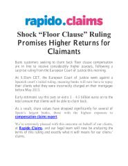 Shock Floor Clause Ruling Promises Higher Returns for Claimants.pdf