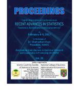RECENTT ADVANCES IN BIOSTATISTICS.pdf
